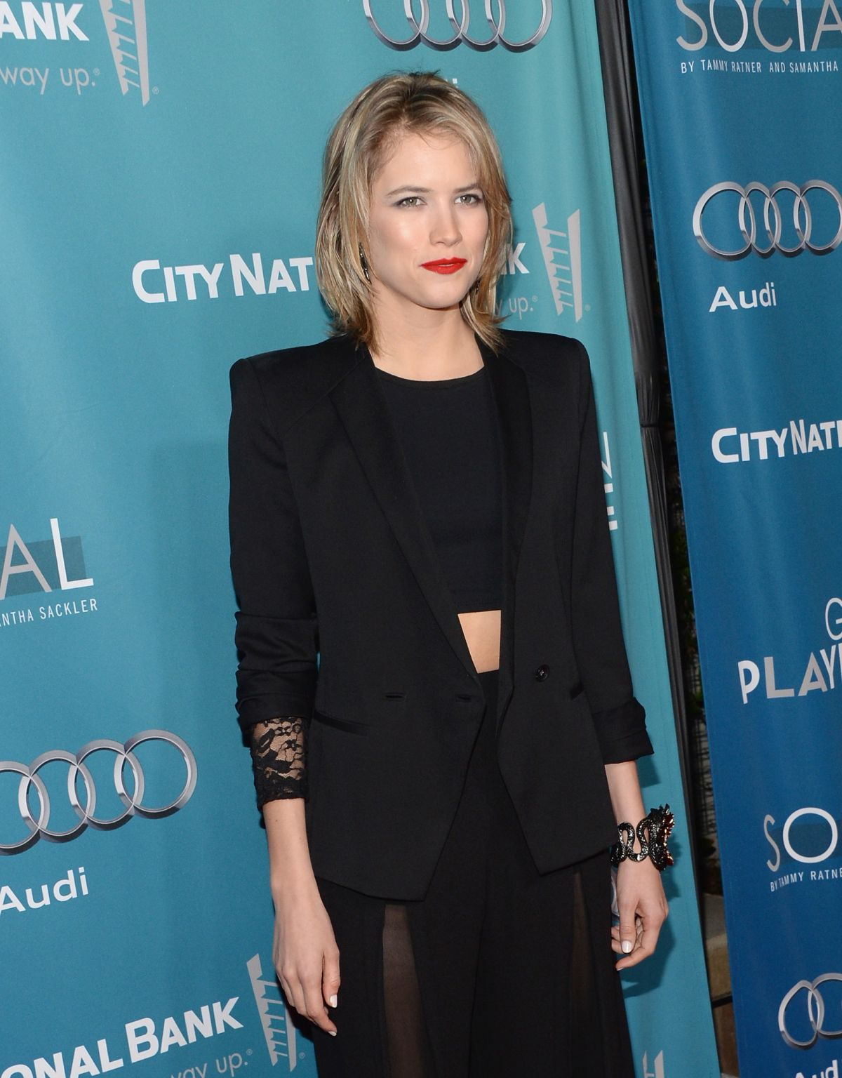 CODY HORN at Geffen Playhouse's Annual Backstage at the Geffen Gala in Los Angeles
