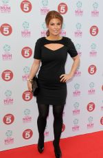 COLEEN ROONEY at Tesco Mum of the Year Awards in London