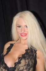 COURTNEY STODDEN at Style Fashion Show Party in Los Angeles