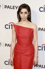CRISTIN MILIOTI at How I Met Your Mother Farewell in Hollywood