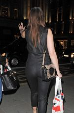 DAISY LOWE at Karl Lagerfeld Store Opening in London