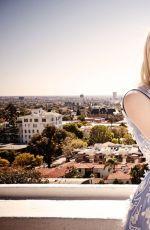 DAKOTA FANNING - Hollywood Reporter Photoshoot