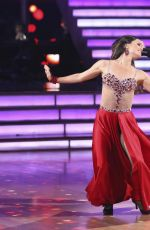 DANICA MCKELLAR - Dancing with the Stars, Week One