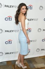 DANIELLE CAMPBELL at Paleyfest an Evening with the Originals in Beverly Hills