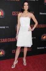 DAYANARA TORRES at Cesar Chavez Premiere in Hollywood