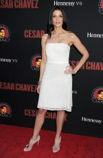 DAYANARA TORRES at Cesar Chavez Premiere in Hollywood