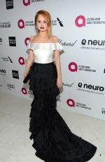 DEBBY RYAN at Elton John Aids Foundation Oscar Party in Los Angeles