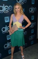 DIANNA AGRON at Glee 100th Episode Celebration in Los Angeles
