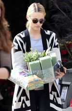 DIANNA AGRON at Rolling Greens Nursery