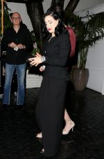 DIAT VON TEESE Leaves Chateau Marmont