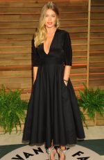 DOUTZEN KROES at Vanity Fair Oscar Party in Hollywood