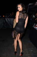 DRAYA MICHELE at OK! Magazine's Pre-Oscar Party in West Hollywood