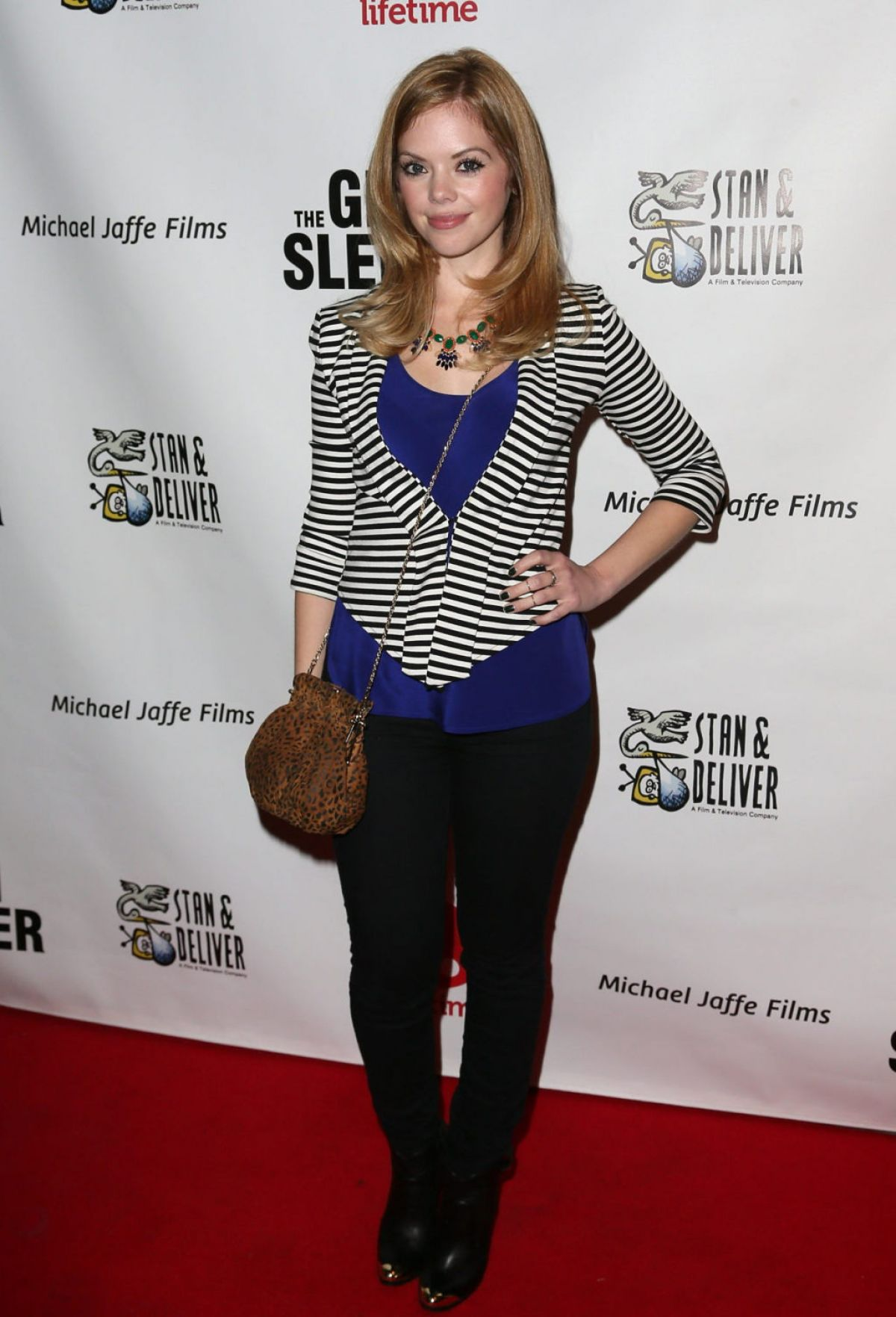 dreama walker height