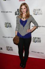 DREAMA WALKER at The Grim Sleeper Screening in Los Angeles