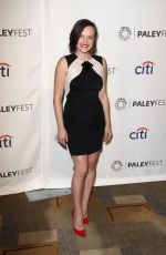 ELISABETH MOSS at An Evening with Mad Men Panel at PaleyFest