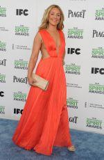 ELISABETH ROHM at 2014 Film Independent Spirit Awards in Santa Monica
