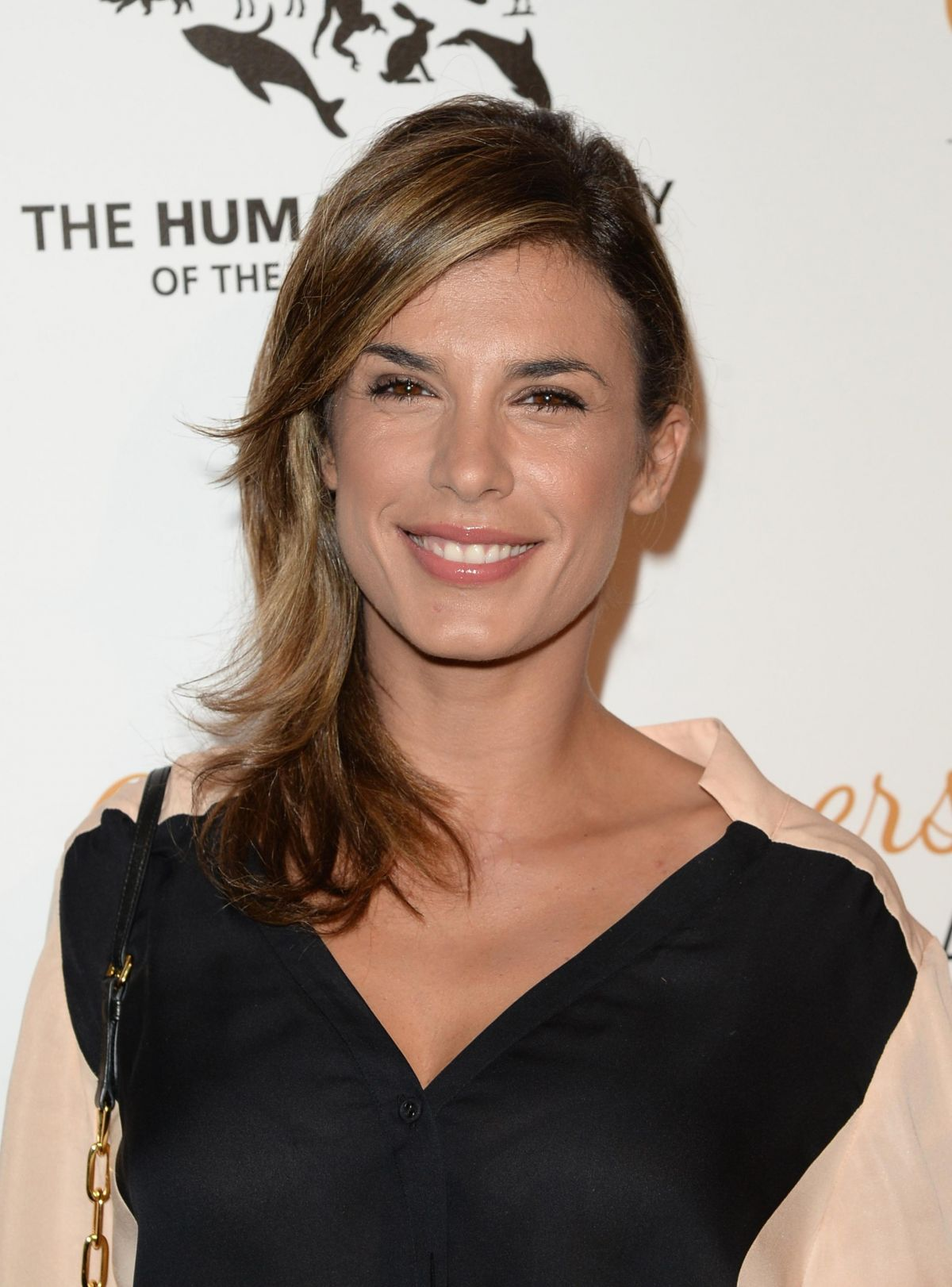 ELISABETTA CANALIS at Humane Society of the US 60th Anniversary Gala in Beverly Hills