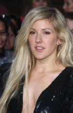 ELLIE GOULDING at Divergent Premiere in Los Angeles