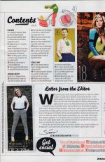 ELLIE GOULDING in Fabulous Magazine, March 2014 Issue