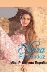 ELVIRA FERNANDEZ in Latin American Model Magazine, March/April 2014 Issue