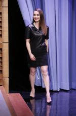 EMILIA CLARKE on The Tonight Show with Jimmy Fallon