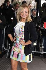 EMMA BUNTON at TRIC Awards 2014 in London