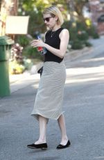 EMMA ROBERTS Out in Beverly Hills 1603