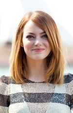 EMMA STONE at The Amazing Spider-Man 2 Photocall  in Sydney