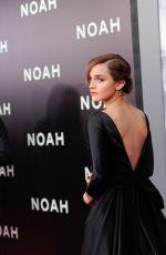 EMMA WATSON at Noah Premiere in New York