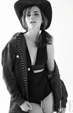 EMMA WATSON in Elle Magazine, April 2014 Issue
