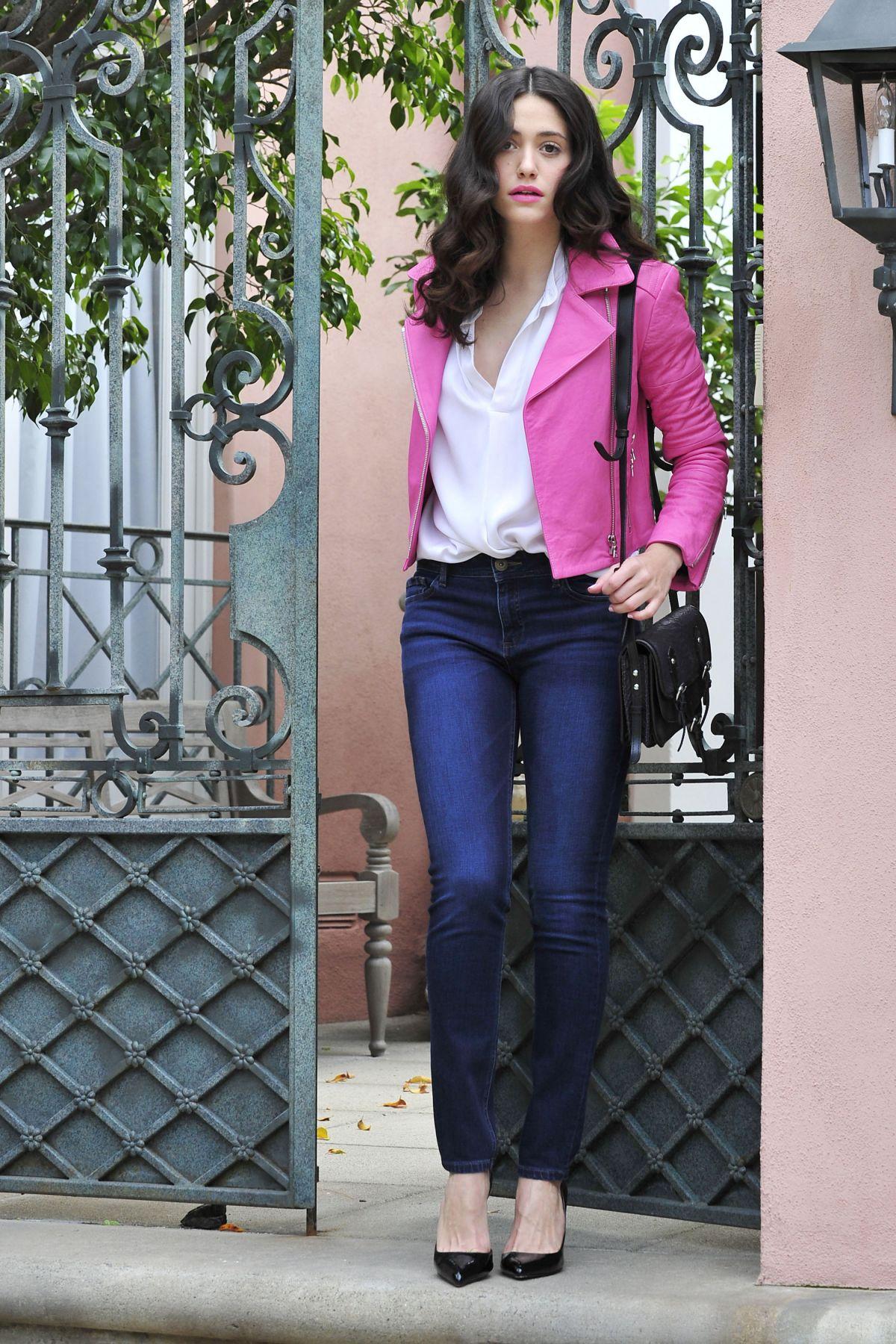 emmy rossum jeans