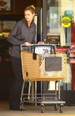 ERIN ANDREWS Out Shopping in Los Angeles