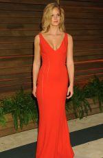 ERIN HEATHERTON at Vanity Fair Oscar Party in Hollywood
