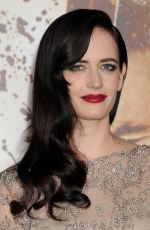 EVA GREEN at 300: Rise of an Ampire Premiere in Los Angeles