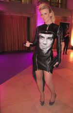 EVA HABERMANN at 2014 Echo Music Awards in Berlin