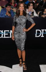 EVA LARUE at Divergent Premiere in Los Angeles