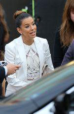 EVA LONGORIA Leaves 2014 Kids Choice Awards in Los Angeles
