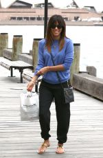 EVA LONGORIA Out and About in Sydney