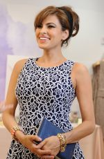 EVA MENDES at New York & Company Spring 2014 Pop Up Store Launch in Los Angeles