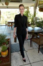 EVAN RACHEL WOOD at Most Powerful Stylists Celebration