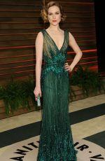 EVAN RACHEL WOOD at Vanity Fair Oscar Party in Hollywood