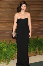 EVE HEWSON at Vanity Fair Oscar Party in Hollywood