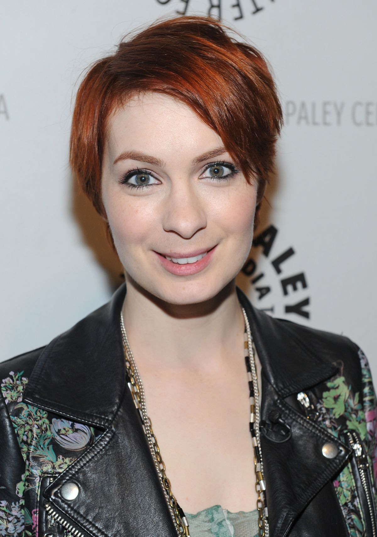 FELICIA DAY at Paleyfest 2014 Honoring Agents of S.H.I.E.L.D. in Hollywood