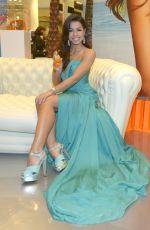 FERNANDA BRANDAO at Brazilian Summer Fragnance Launch in Hamburg