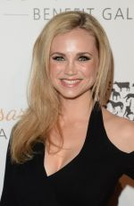 FIONA GUBELMANN at Humane Society of the US 60th Anniversary Gala in Beverly Hills