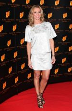 GABBY LOGAN at RTS Programme Awards in London