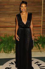 GABRIELLE UNION at Vanity Fair Oscar Party in Hollywood
