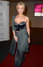 GEMMA MERNA at Breast Cancer Charity Event at Old Trafford Cricket Ground