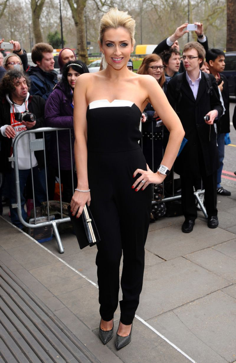 GEMMA MERNA at TRIC Awards 2014 in London