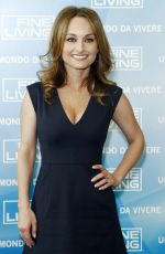 GIADA DE LAURENTIIS at Fine Living TV Channel Presntation in Milan